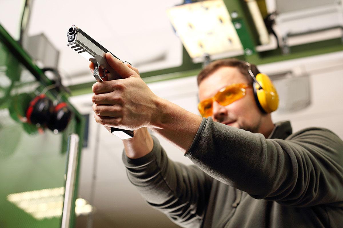 handgun safety training Baltimore MD