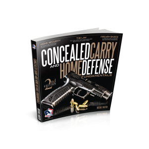 concealed carry and home defense book