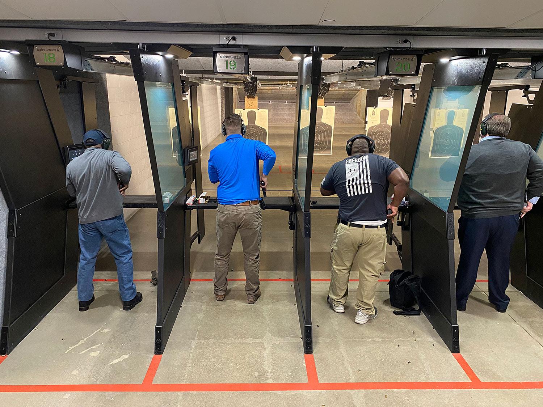 handgun training Baltimore MD